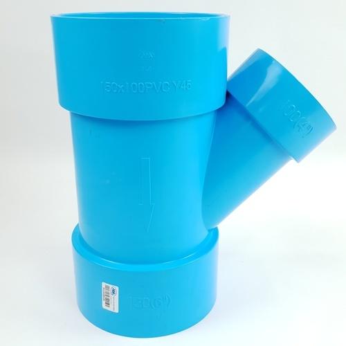 AAA สามทางวายลด  แบบบาง 6 X 4นิ้ว (150X100) ชั้น 8.5 สีฟ้า