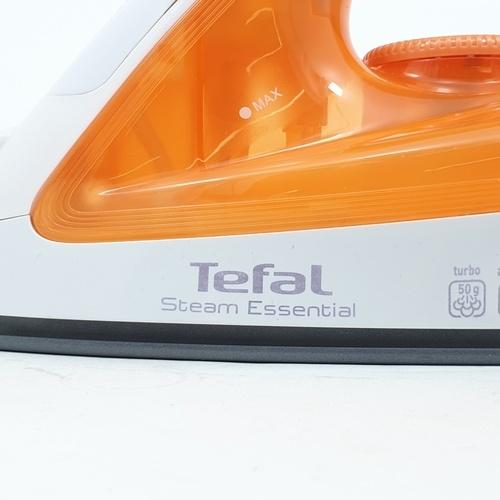 TEFAL เตารีดไอน้ำ 1200 วัตต์  FV1022 สีส้ม