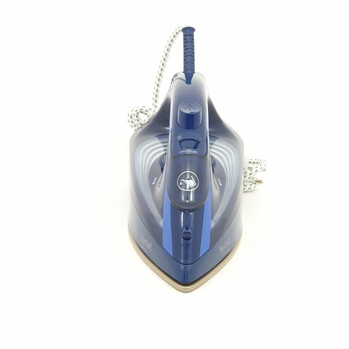 TEFAL เตารีดไอน้ำขนาด 2500 วัตต์ FV1848  สีน้ำเงิน