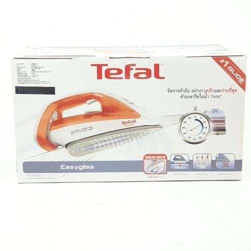 TEFAL เตารีดไอน้ำ  FV4060 สีส้ม