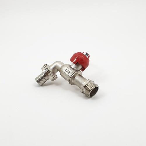 VERO ก๊อกน้ำสนามด้ามแดง 1/2 นิ้ว GE6032