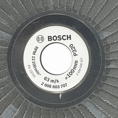 BOSCH ทรายซ้อนหลังอ่อน 4 P320
