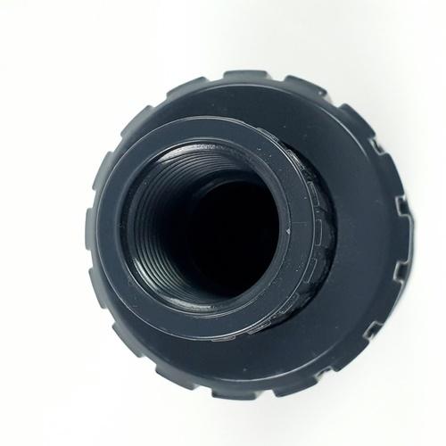 ERA วาล์วกันน้ำย้อนกลับยูเนี่ยน ขนาด  ½ นิ้ว สีดำ