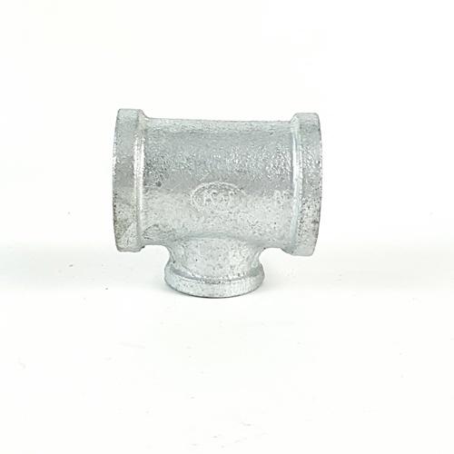 VAVO สามทางลดเหล็ก 1นิ้วx1/2นิ้ว
