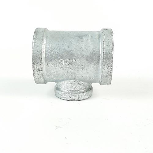 VAVO สามทางลดเหล็ก  1.1/4 นิ้ว × 3/4 นิ้ว