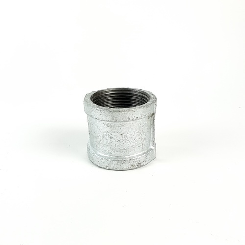VAVO ข้อต่อตรงเหล็ก 1.1/4นิ้ว