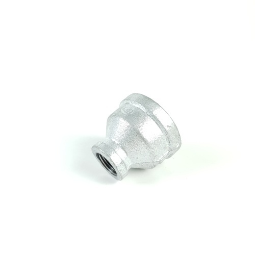 VAVO ข้อต่อตรงลดเหล็ก  1.1/4นิ้วx1/2นิ้ว