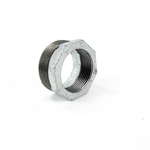VAVO ข้อต่อลดเหลี่ยมเหล็ก   2 นิ้วx1.1/2 นิ้ว