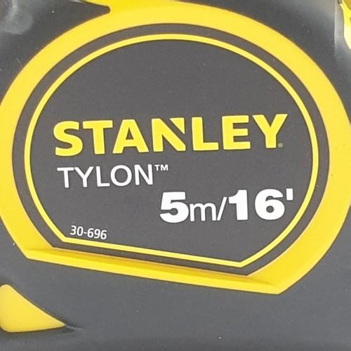 STANLEY ตลับเมตร5M - สีเหลือง-ดำ