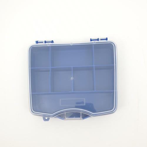 PORT-BAG กล่องเครื่องมือช่าง OR06-BLUE ( 8 ช่อง ) สีฟ้า