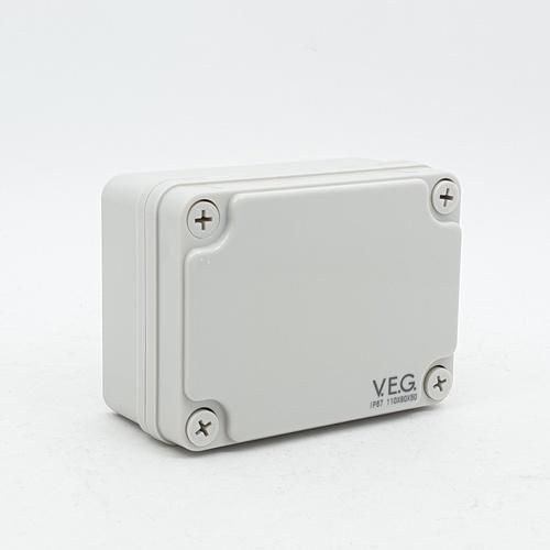 V.E.G กล่องกันน้ำพลาสติก THE-02