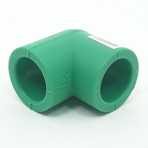ERA ข้องอ 90 องศา   25mm 3/4นิ้ว (PPR) สีเขียว