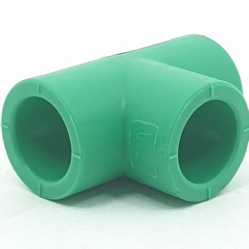 ERA ข้อต่อสามทางฉาก  20mm 1/2นิ้ว (PPR) PRT02   สีเขียว