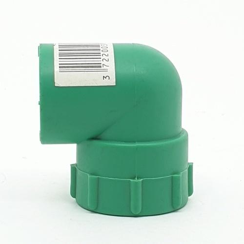 ERA ข้องอเกลียวใน (25mm)x(1/2) PPR PRE03    สีเขียว