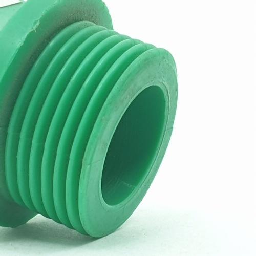 ERA ปลั๊กอุดเกลียวนอก 3/4นิ้ว (PPR) PR026    สีเขียว