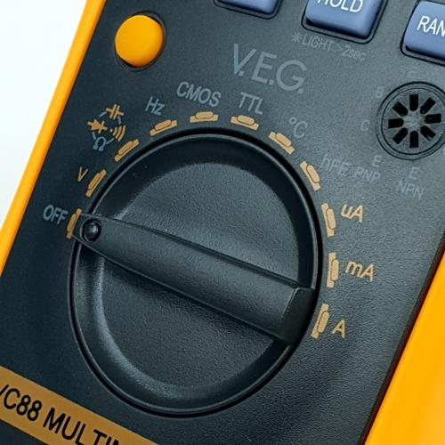 V.E.G ดิจิตอล มัลติมิเตอร์ VC-88
