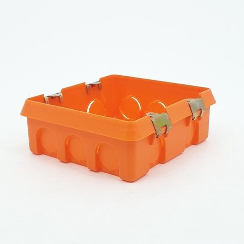 V.E.G บล๊อคส้ม  4*4 สีส้ม