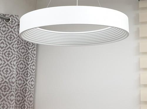 V.E.G โคมไฟห้อย LED 36W วอร์มไวท์ ซิลล่า MYX6808/36M