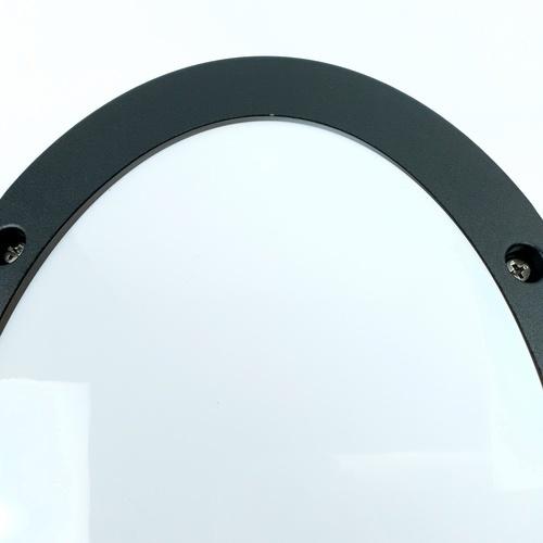 EILON โคมไฟผนัง   8001-W  สีดำ