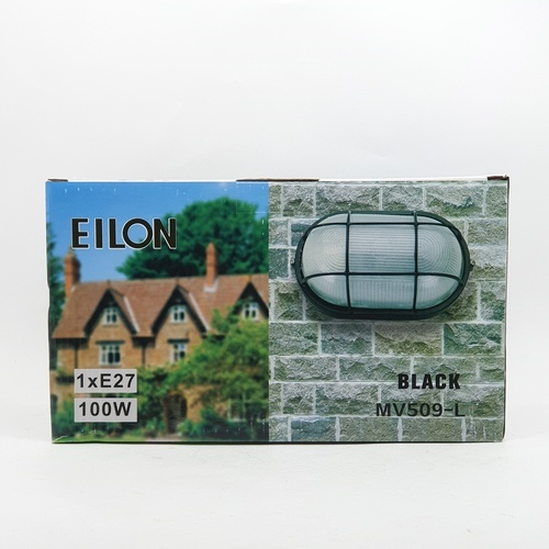 EILON โคมไฟผนัง  MV509-L  สีดำ