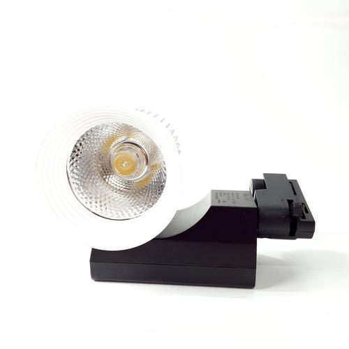 G-LAMP โคมไฟติดราง 15W Daylight  ทรงกระบอกบาน