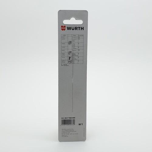 WUERTH ดอกสว่านเจาะสแตนเลส 8 mm.  HSCO