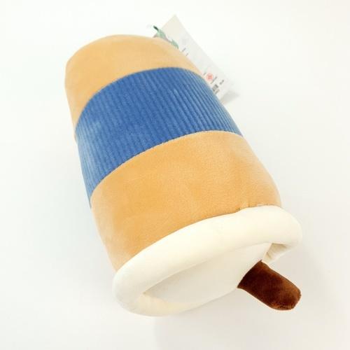 USUPSO หมอนตุ๊กตาชานมไข่มุก  ขนาด 22ซม.