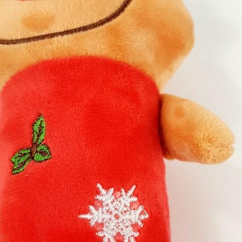USUPSO ค้อนทุบซานต้า (#E9) สีแดง