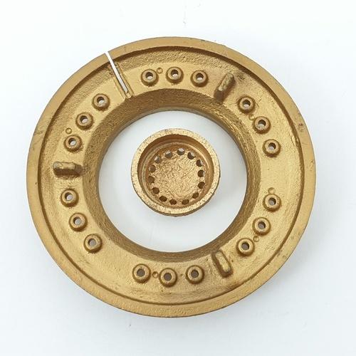 CLOSE ฝาเฟืองสำหรับเตาแก๊ส G003-CI (Ø100mm)  สีทอง
