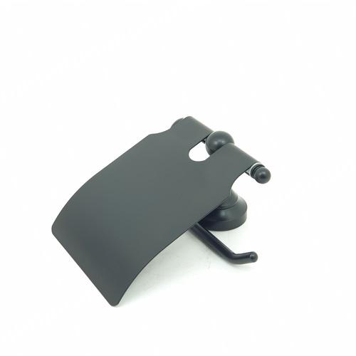 IRIS ที่ใส่กระดาษชำระสีดำแมท  GFD-ZH04