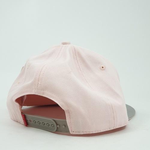 USUPSO  หมวกแก๊ป  Rose letter  สีชมพู