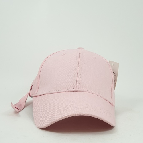 USUPSO  หมวกแก๊ป  decorative baseball  สีชมพู