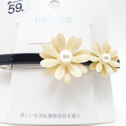 USUPSO USUPSO กิ๊บติดผมรูปดอกไม้ -