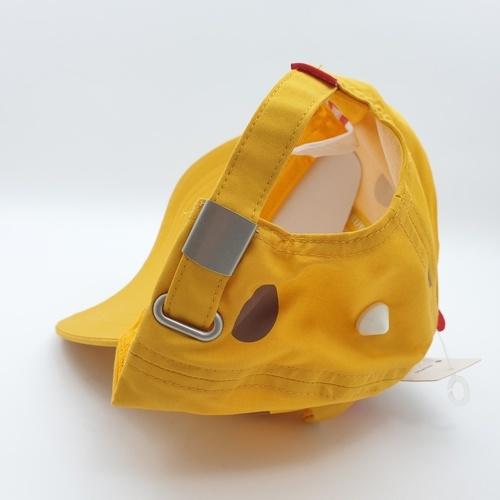 USUPSO หมวกเด็ก  calf  สีเหลือง