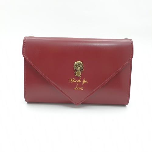 USUPSO กระเป๋าใส่โทรศัพท์ Multi-Red สีแดง