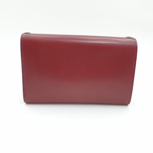 USUPSO กระเป๋าใส่โทรศัพท์ - สีแดง