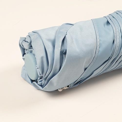 USUPSO  ร่มสั้น  macarone-2009 สีฟ้า