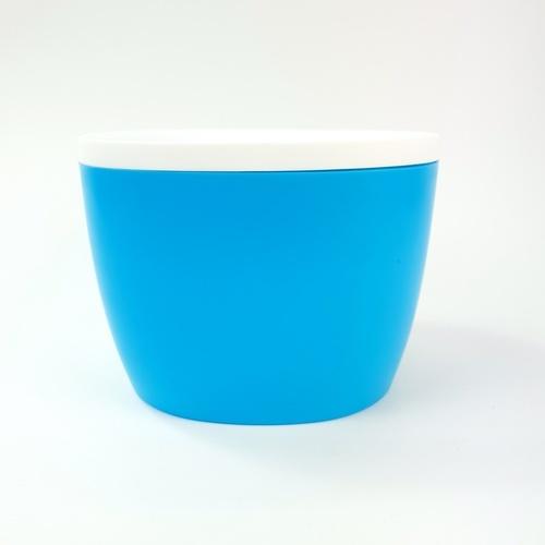 USUPSO ถังขยะตั้งโต๊ะแบบฝาปิด -