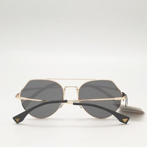 USUPSO แว่นตากันแดด  - สีน้ำตาลอ่อน