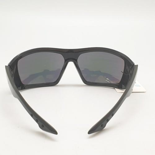 USUPSO แว่นตากันแดด Colorful sports - สีดำ