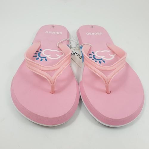 USUPSO รองเท้าแตะผู้หญิง No.37 สีชมพู