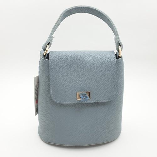 USUPSO กระเป๋าสะพายผู้หญิง สีฟ้า  - สีเทา
