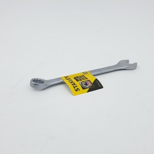 STANLEY ประแจแหวนข้าง ปากตาย 12 มม. STMT80222-8 สีโครเมี่ยม