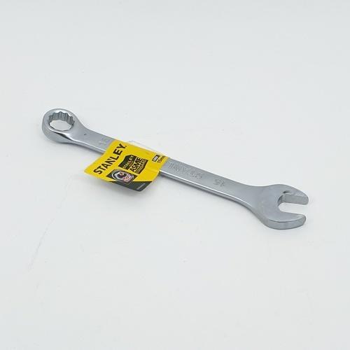 STANLEY ประแจแหวนข้าง ปากตาย 15 มม. STMT80225-8 สีโครเมี่ยม