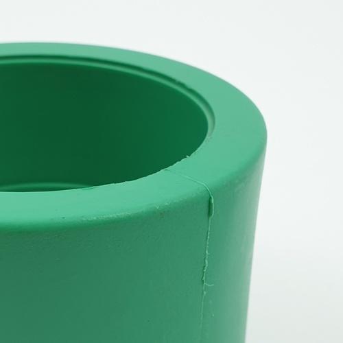 ERA ข้อต่อตรง 63 mm 2 (PPR) 63 mm 2(PPR) สีเขียว
