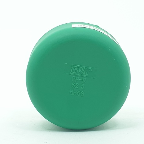 ERA ฝาครอบ (PPR) 63 mm  สีเขียว