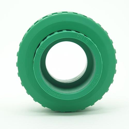 ERA ข้อต่อยูเนี่ยน 63mm  2 นิ้ว (PPR) สีเขียว