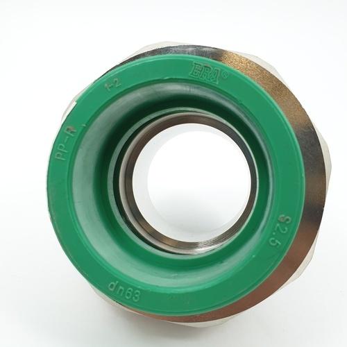 ERA ข้อต่อยูเนี่ยนเกลียวนอกทองเหลือง  63mm 2 นิ้ว (PPR)
