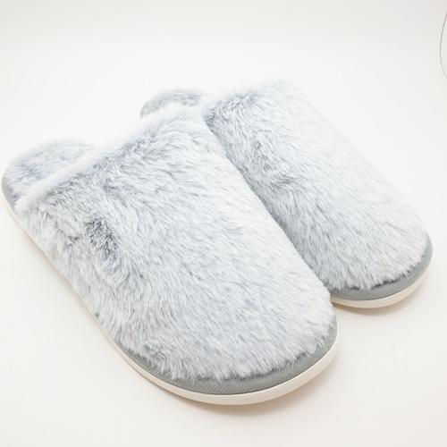 USUPSO รองเท้าใส่ในบ้าน - สีเทาอ่อน