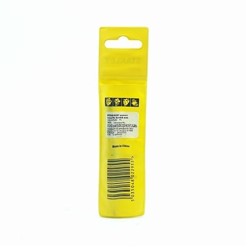 STANLEY ดอกสว่านเจาะปูน 4 มม. x 110 มม. STA54237 สีเหลือง